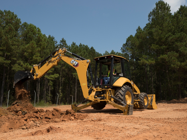 Backhoe Loader Utah Excavation
