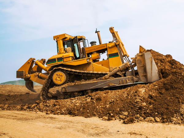 Bulldozer Utah Excavation