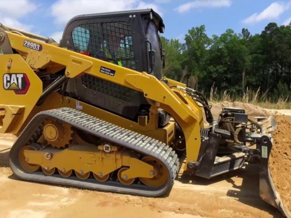 compact track loader utah excavation