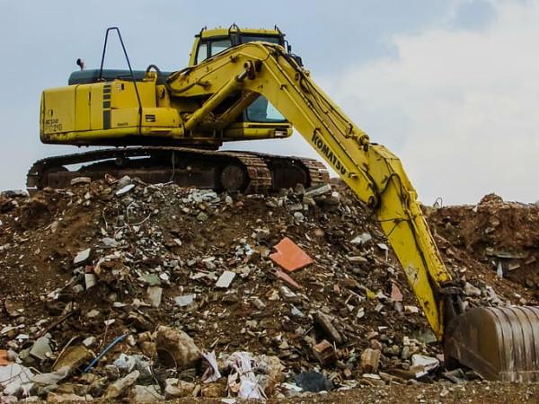 debris removal utah excavation