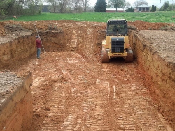 foundation digging utah excavation