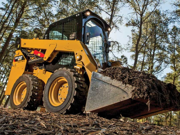 skid steer loader utah excavation